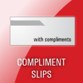 Compliment Slips: Business Stationery is often the most visible aspect of all corporate communications.