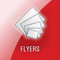 Full colour flyers print service at great price. Flyers are ideal for advertising and promotion!